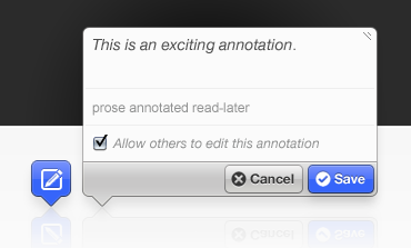 Home - Annotator - Annotating the Web